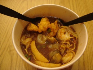 Sour Spicy mee